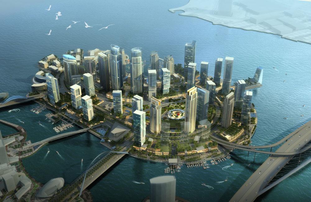 Dubai Creek Harbour Dar